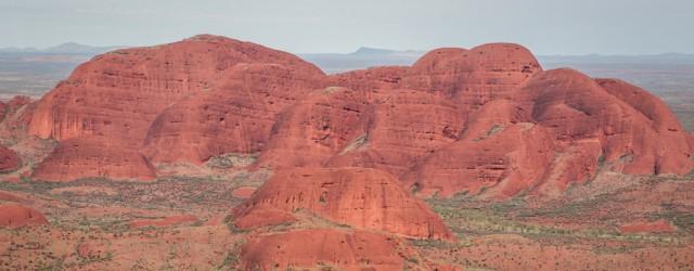 Planète rouge - Australie