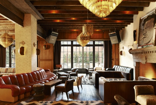 Un p'tit coin de paradis : The Ludlow (New York)