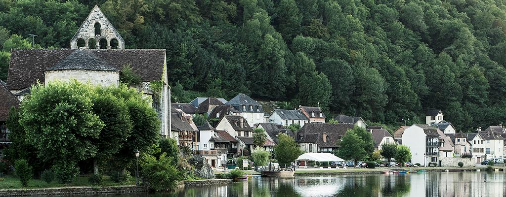 Vallée de la Dordogne - Tours et détours 3