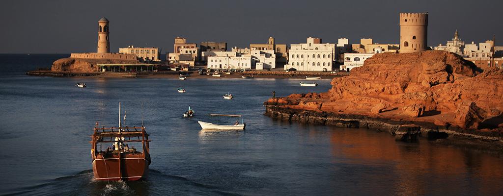 Quand la mer rencontre le désert - Oman