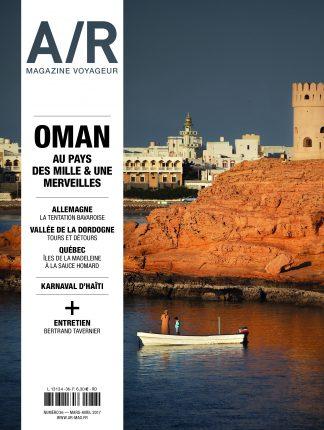Numéro 36 AR Magazine voyageur