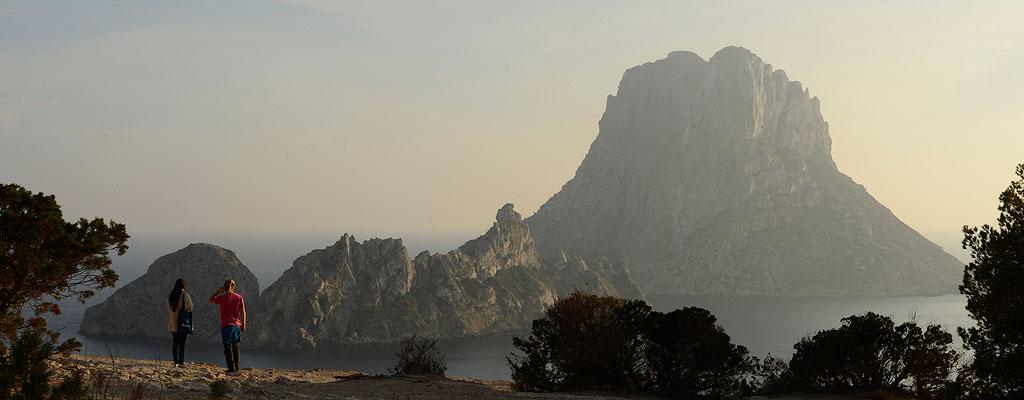 L'autre côté d'Ibiza - Rocher mystérieux