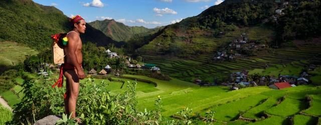 Philippines - La montagne magique