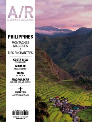 Numéro 37 AR Magazine voyageur