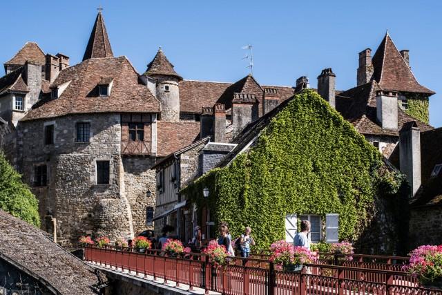 Vallée de la Dordogne - Tours et détours 6