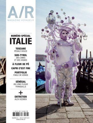 Numéro 38 AR Magazine voyageur