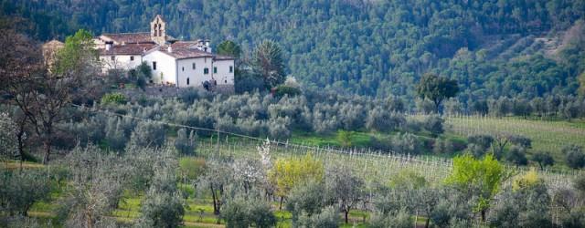 Toscane - Pédale douce