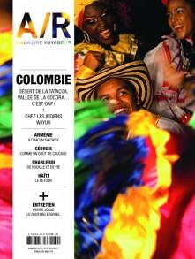 Numéro 39 AR Magazine voyageur