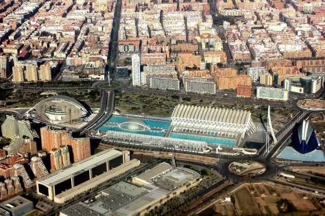 Me gusta Valencia