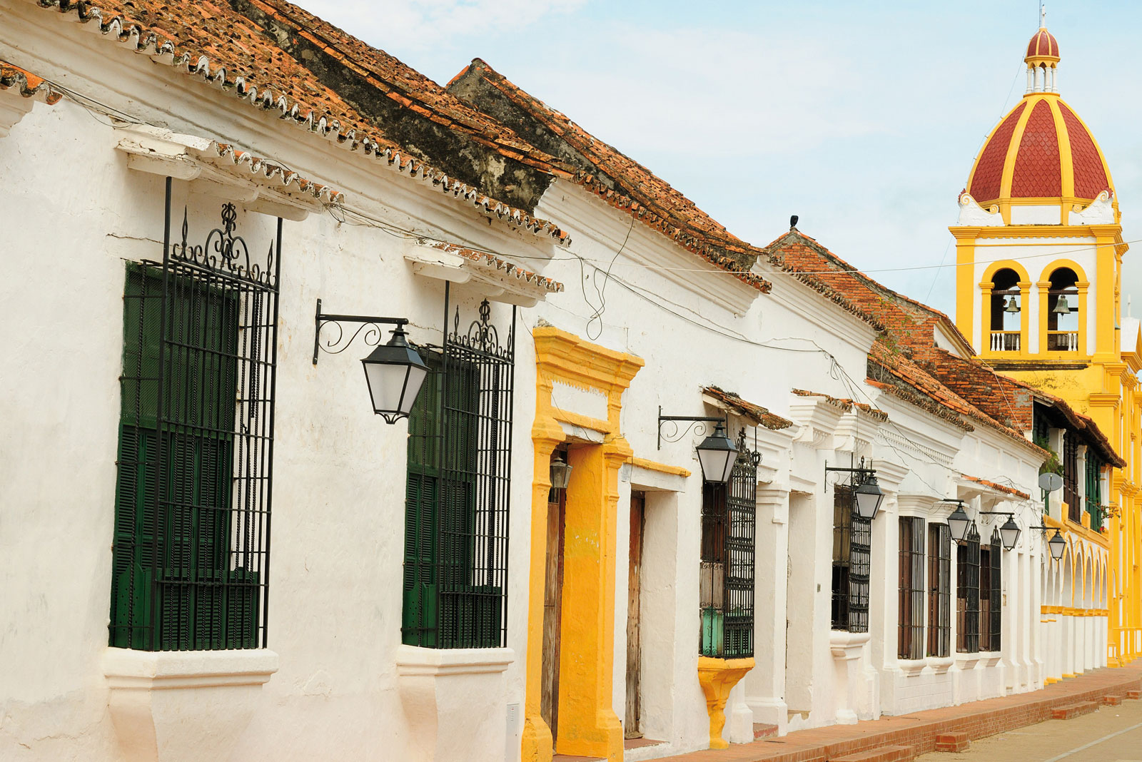 7 lieux à découvrir en Colombie (2) - Mompox