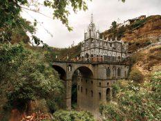 7 lieux à découvrir en Colombie [6/7] - Sanctuaire de las Lajas