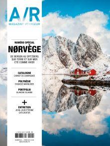 Numéro 40 A/R Magazine voyageur