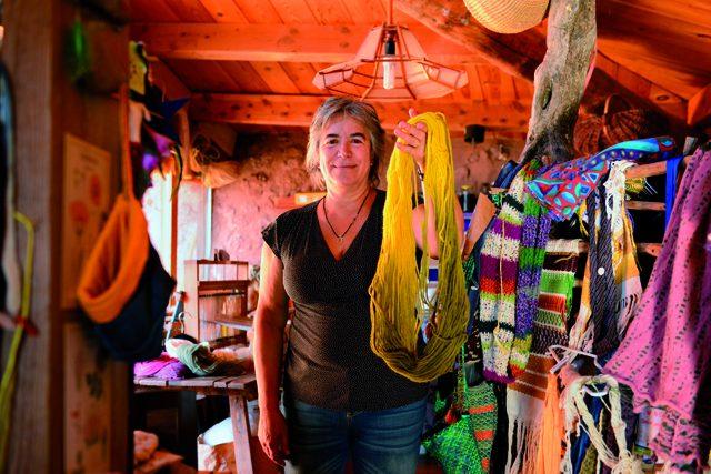 La laine fraîche à Rialp dans l'arrière-pays catalan - - A/R Magazine 2017