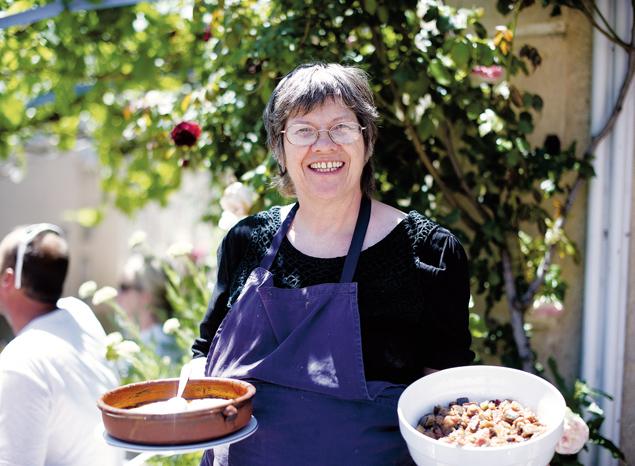 Jocelyne, cuisinière dans le bistrot de pays - A/R Magazine voyageur 2017