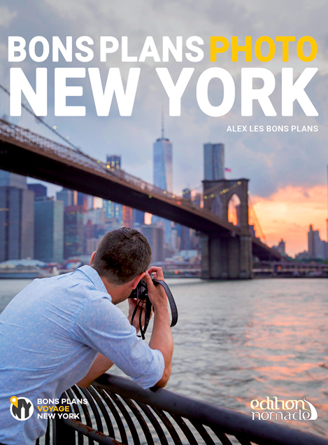 New York avec Alex - A/R Magazine voyageur 2017