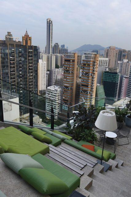 L'hôtel Skypark à Hong Kong - A/R Magazine voyageur 2018