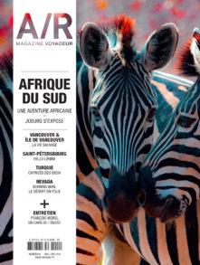 Numéro 42 A/R Magazine voyageur