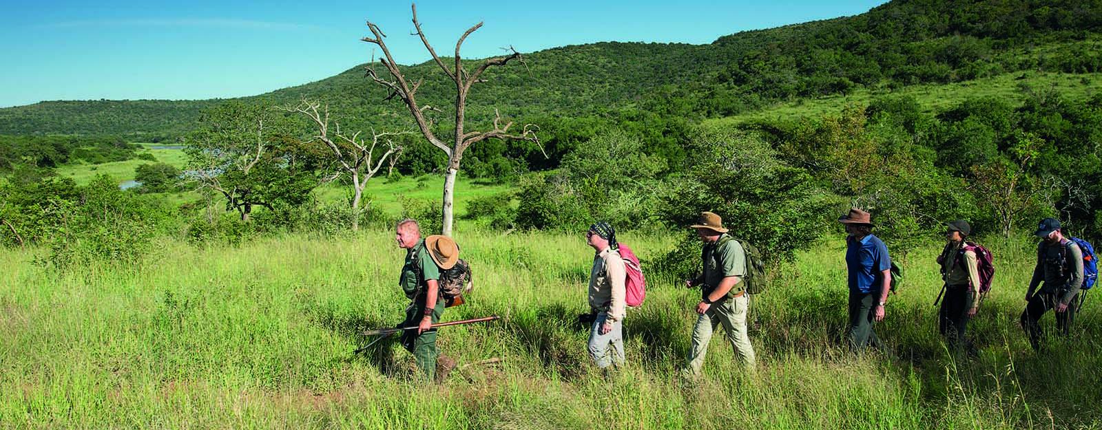 Afrique du Sud : une aventure africaine au Drakensberg
