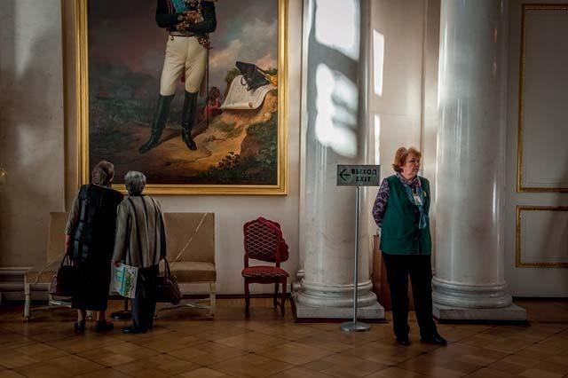 Saint-Pétersbourg et ses 500 palais, son musée de l'Ermitage - A/R Magazine voyageur 2018