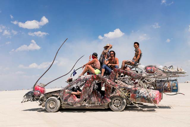 Burning Man, bienvenue au festival le plus fou du monde