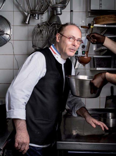 Jean-Paul Hévin : entretien avec l'homme chocolat - A/R Magazine voyageur 2018