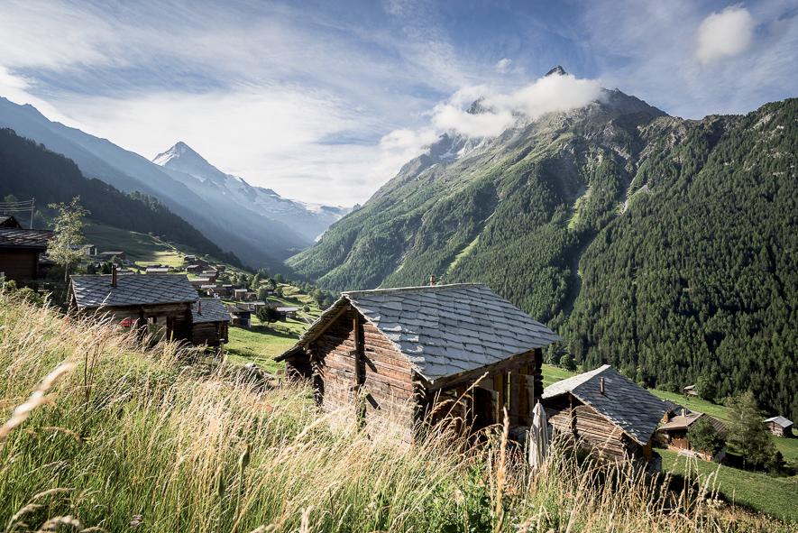 Les meilleures adresses pour dormir en Suisse