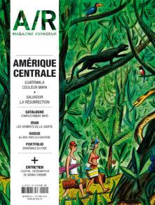 Numéro 44 A/R Magazine voyageur