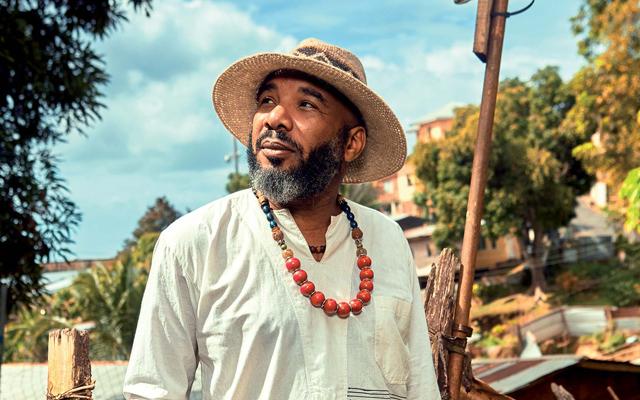 Entretien avec Anthony Joseph - A/R Magazine voyageur 2018