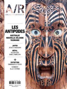 Numéro 45 A/R Magazine voyageur
