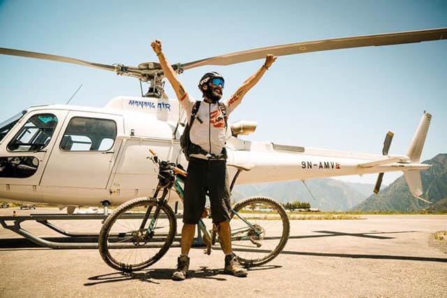 Népal : une vélodyssée dans l'Himalaya - A/R Magazine voyageur 2019