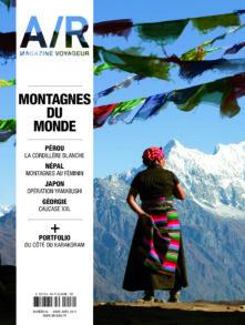 Numéro 46 A/R Magazine voyageur