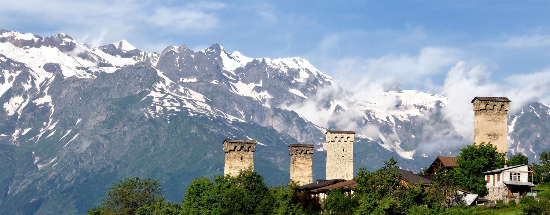 Géorgie : le Caucase version XXL