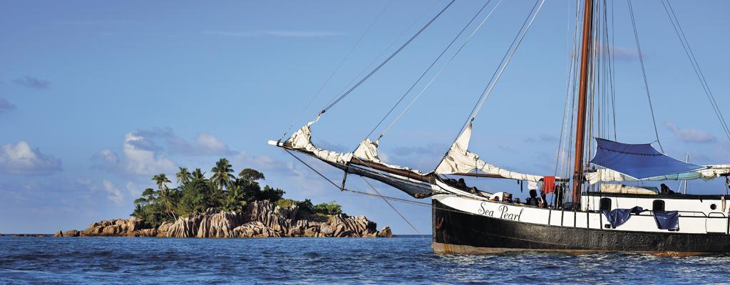 Seychelles - Croisière en Goélette