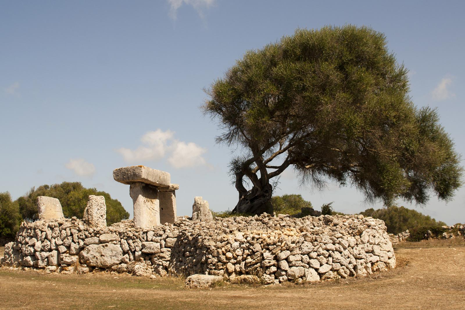 1- Minorque - La civilisation talayotique