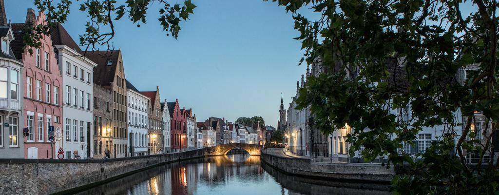 Belgique - Bons baisers de Bruges