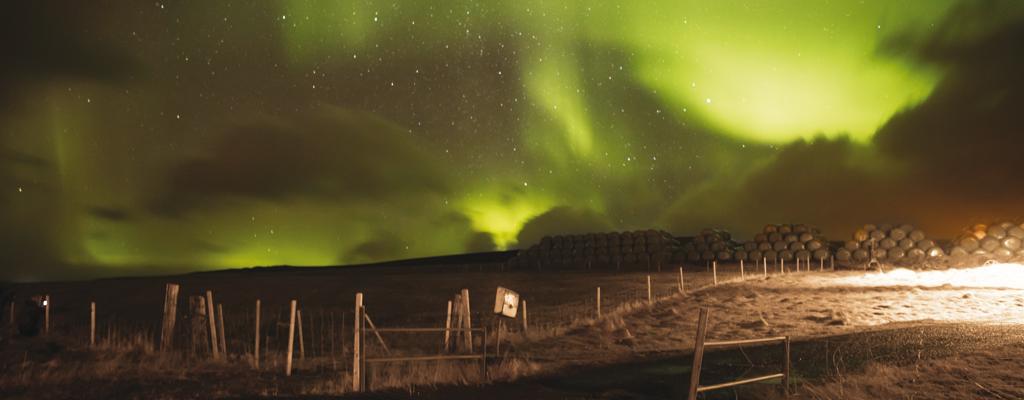 Islande - A la chasse aux aurores boréales