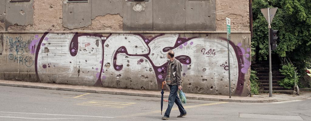 Bosnie - Retour à Sarajevo
