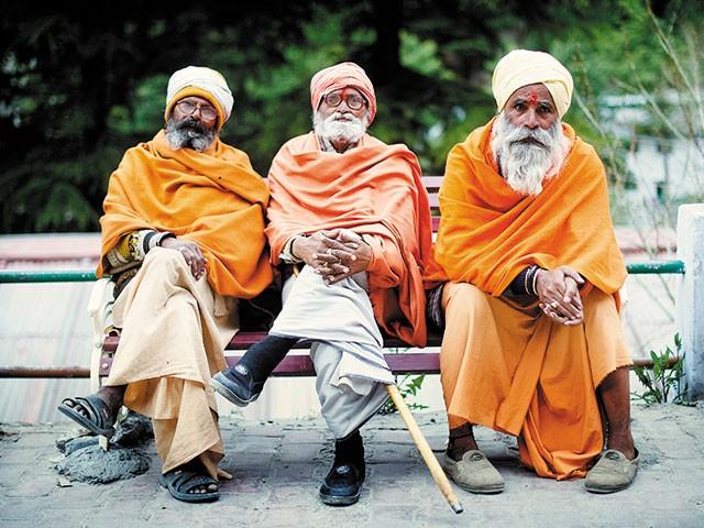 Himalaya - Aux sources du Gange